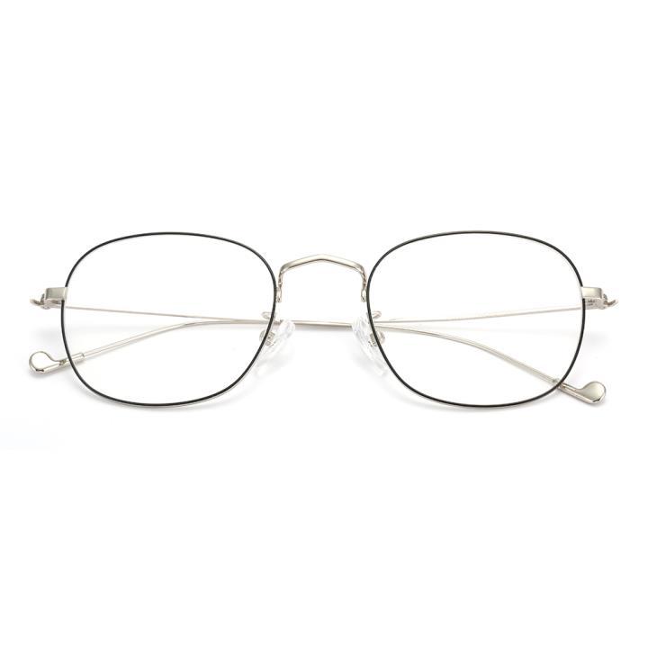 HAN COLLECTION光学眼镜架HN42076M C1 黑银