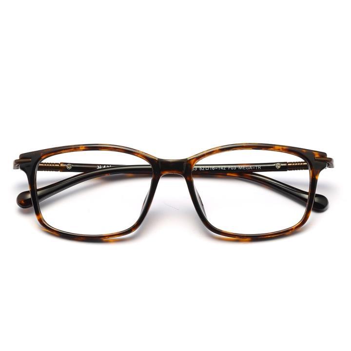 HAN时尚光学眼镜架-时尚玳瑁(HD4803-F03)