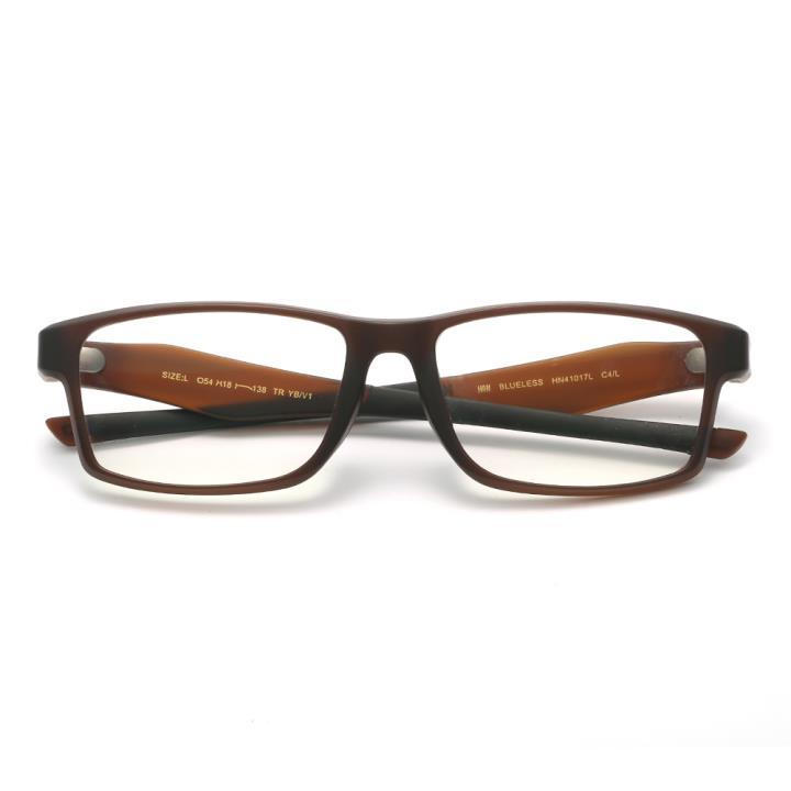 HAN COLLECTION光学眼镜架HN41017L C4 深棕
