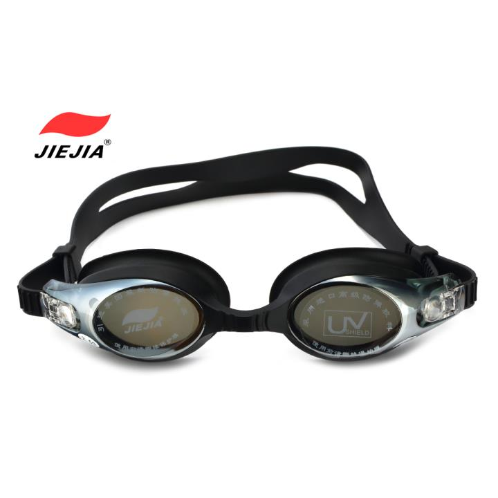 捷佳近视游泳镜OPT9140M 黑色