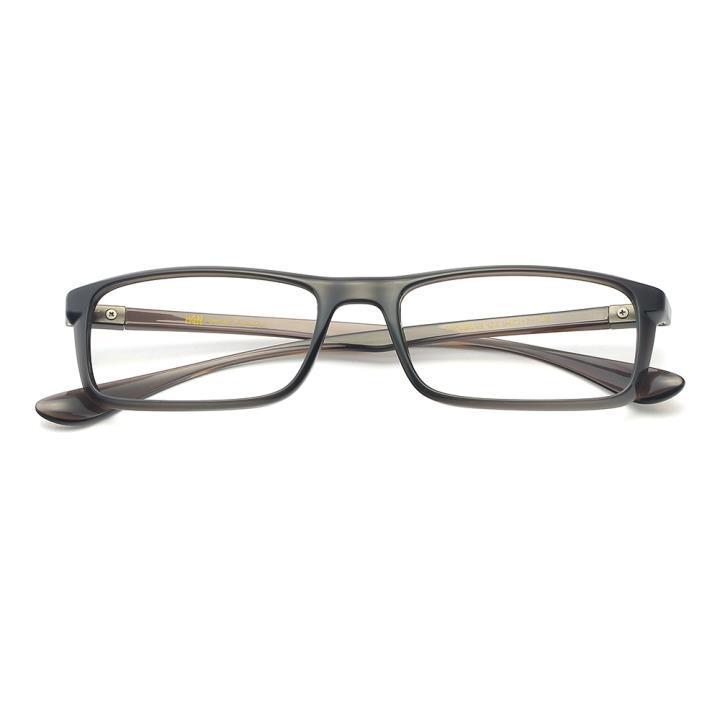 HAN MEGA-TR钛塑光学眼镜架-低调深灰(HN49412-C2)