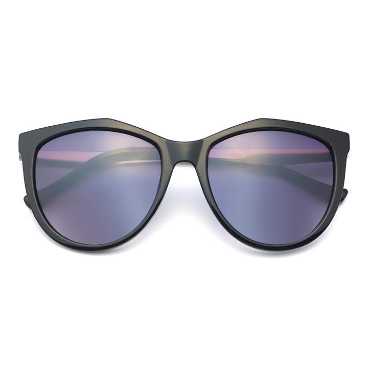 HAN CX尼龙防紫外线太阳镜-黑框黑片(HD59111-S01)