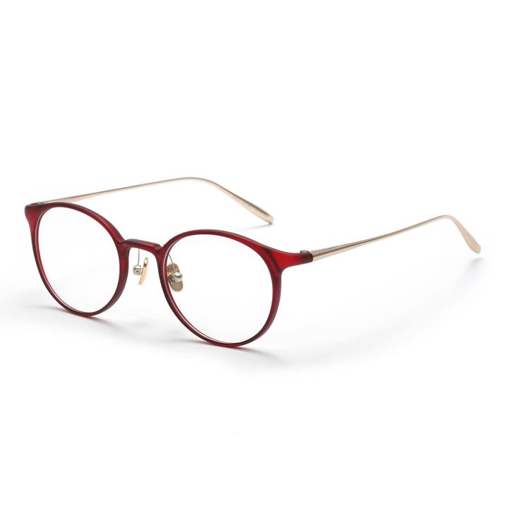 HAN COLLECTION光学眼镜架HN41019M C3 酒红