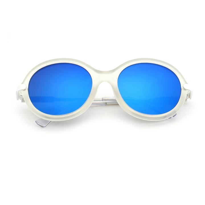 HAN MEGA-TR钛塑偏光太阳镜-透明蓝色片(HD5804-S22)