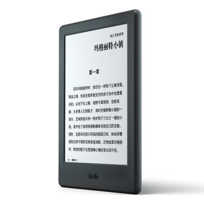 kindle  sy69jl 全新入门款电子书阅读器(强生可得专用)
