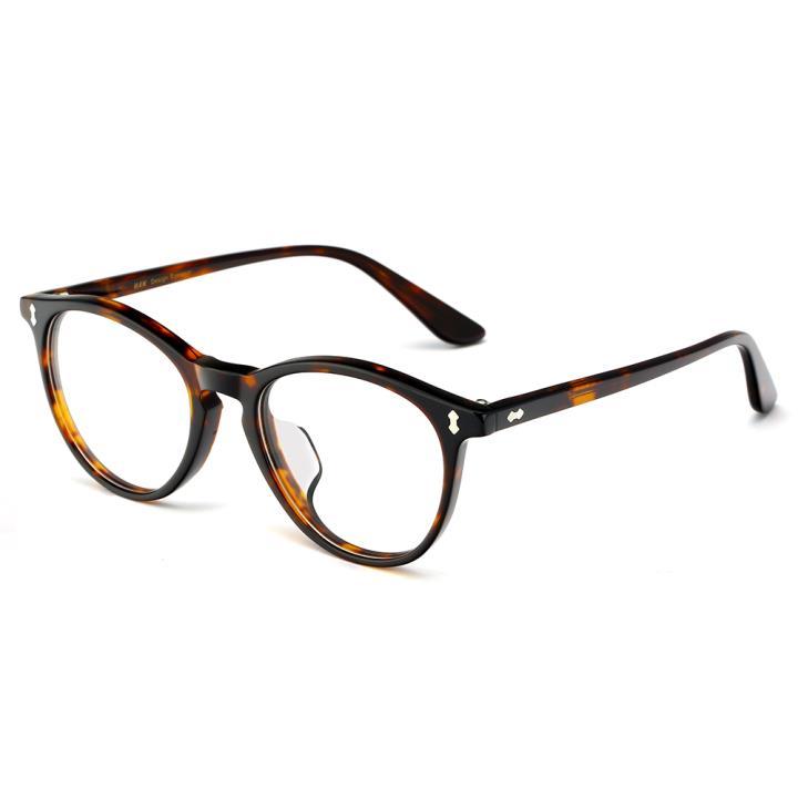 HAN板材时尚光学眼镜架-玳瑁色(HD4958-F03)