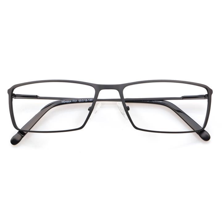 HAN时尚光学眼镜架HD4864-F01 经典纯黑
