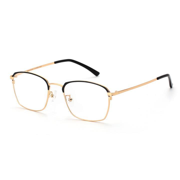 HAN COLLECTION光学眼镜架HN41038M C1 黑金