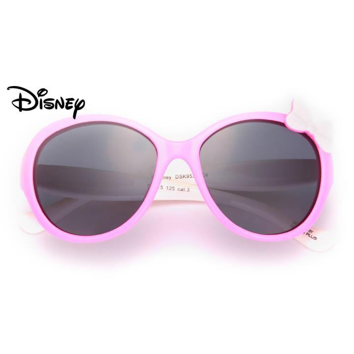 迪士尼儿童偏光太阳镜-气质粉(DSK9537 C4)