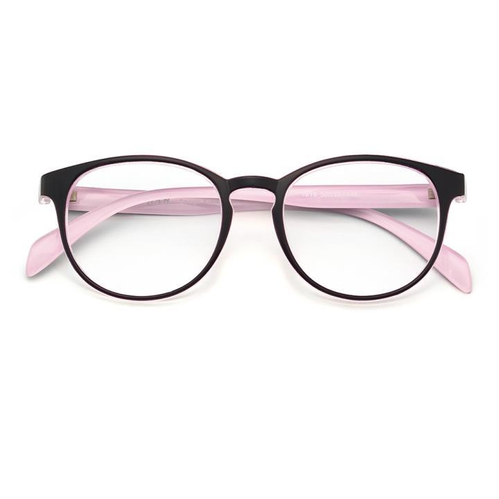 HAN MEGA-TR钛塑光学眼镜架-紫粉色(1819-C570)