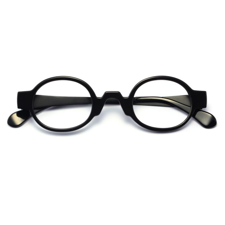 HAN时尚光学眼镜架HD3510-F01 经典亮黑