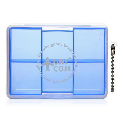 妆美堂UC两层式药盒