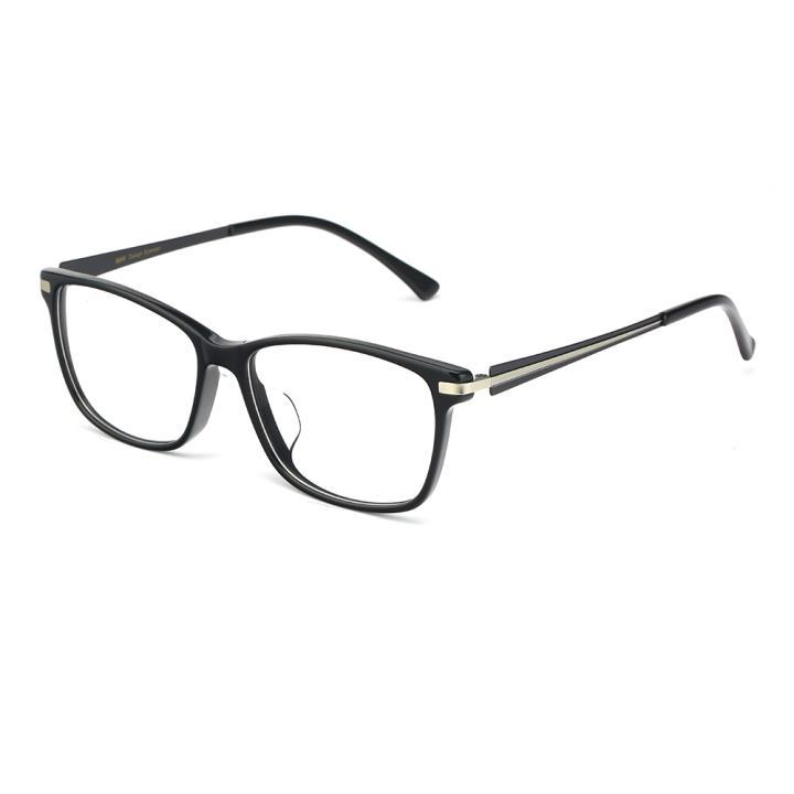 HAN板材光学眼镜架-经典亮黑(HD4956-F01)