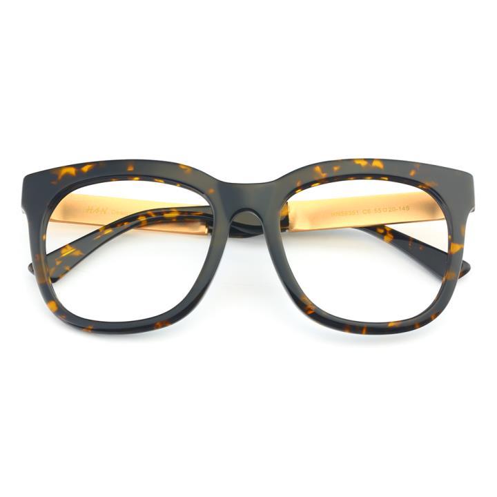 HAN板材太阳眼镜架-玳瑁框(HN59351-C6)