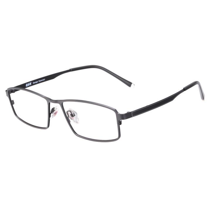 HAN时尚光学眼镜架HD4877-F01 经典纯黑