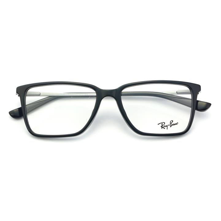 RAY BAN雷朋板材眼镜架-黑色(0RX5343D 2000 55)