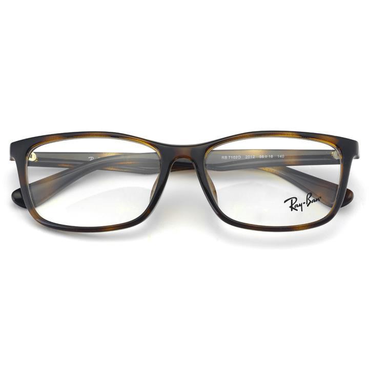 RAY BAN雷朋眼镜架0RX7102D 2012 56