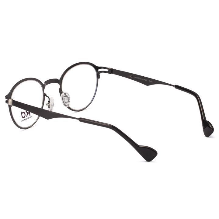 KD设计师金属眼镜kc4002-C02