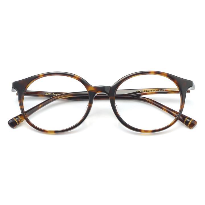 HAN板材时尚光学眼镜架-复古玳瑁(HD4954-F03)