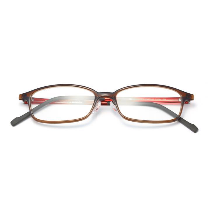 HAN READERS TR阅读老光眼镜-棕红色(HN33001 C02/M)