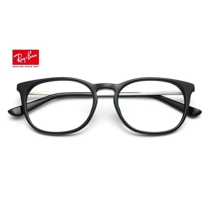 RAY BAN雷朋眼镜架0RX5349D 2000 53 哑黑