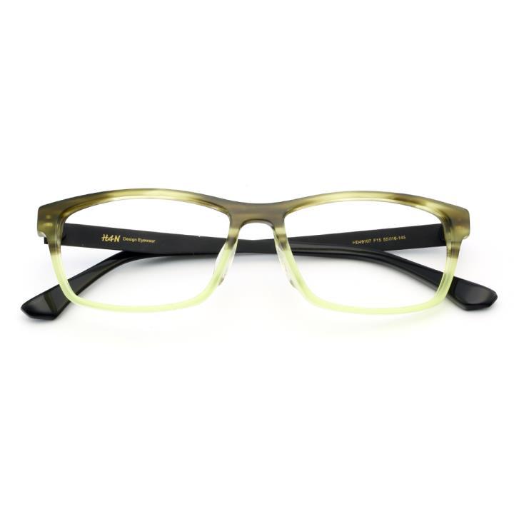 HAN时尚光学眼镜架HD49107-F15时尚新绿