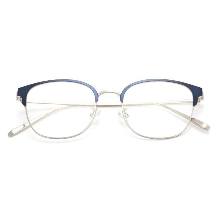 HAN COLLECTION光学眼镜架HD42081M C2 蓝色