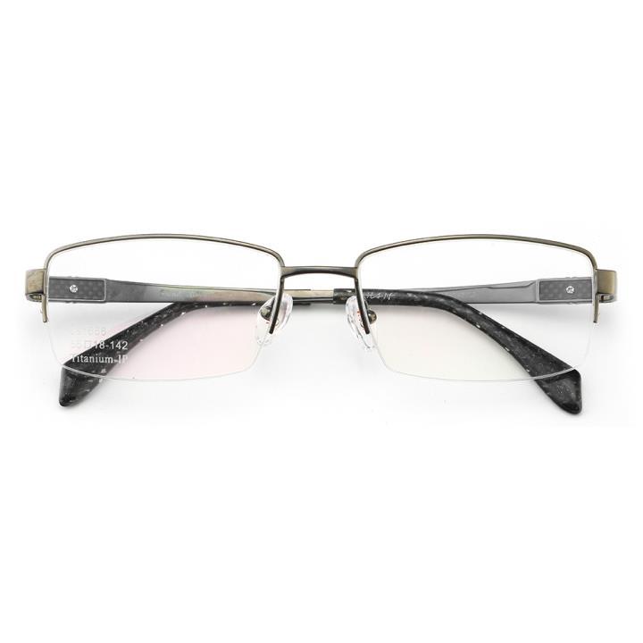 HAN时尚光学眼镜架J81558-C3哑枪色