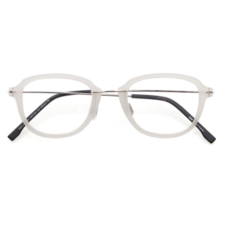 HAN时尚光学眼镜架HD3311-F24 米白色