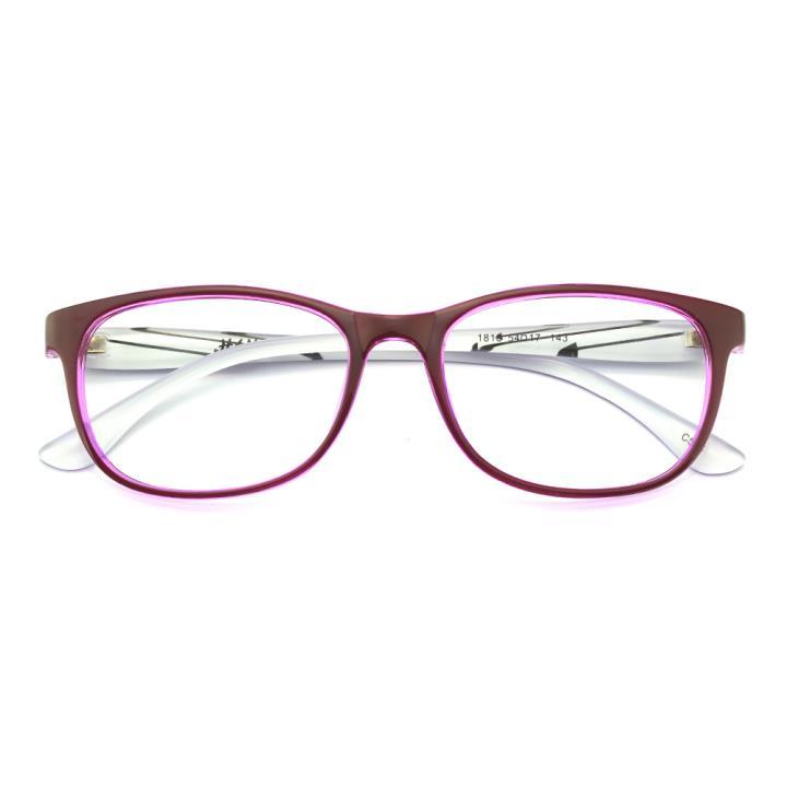 HAN MEGA-TR钛塑光学眼镜架-新贵紫(1818-C565)