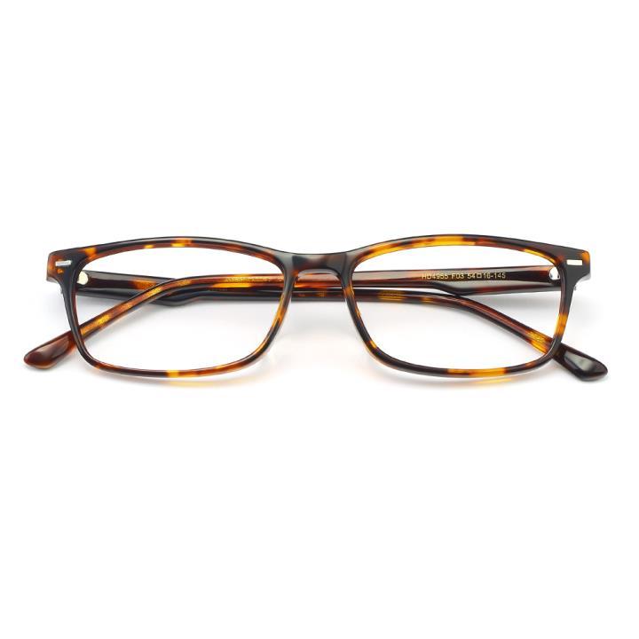 HAN板材光学眼镜架-复古玳瑁(HD4955-F03)
