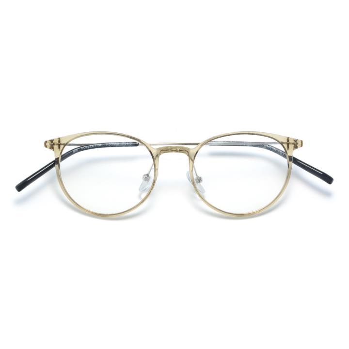 HAN时尚光学眼镜架HD3506-F04 浅绿色