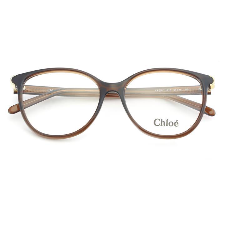 CHLOE框架眼镜CE2657 210 53