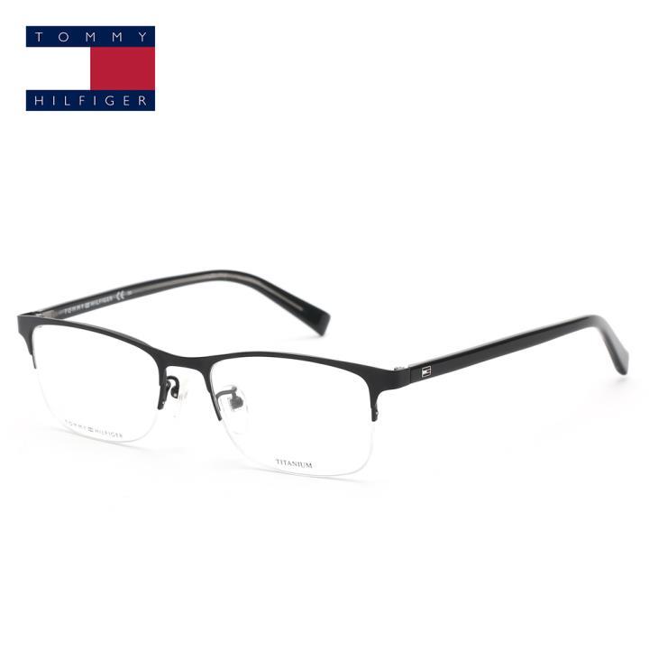 Tommy Hilfiger框架眼镜TH1464/F B0F-5318 黑色