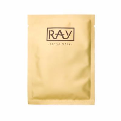泰国RAY蚕丝面膜金色10片+银色10片(海淘专用)