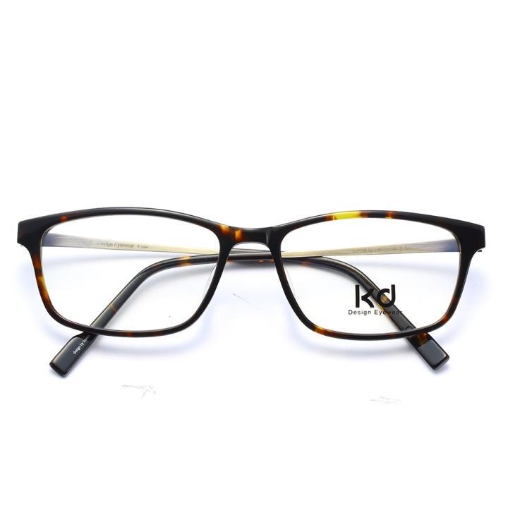 KD设计师手制板材金属眼镜架kc7006-C03