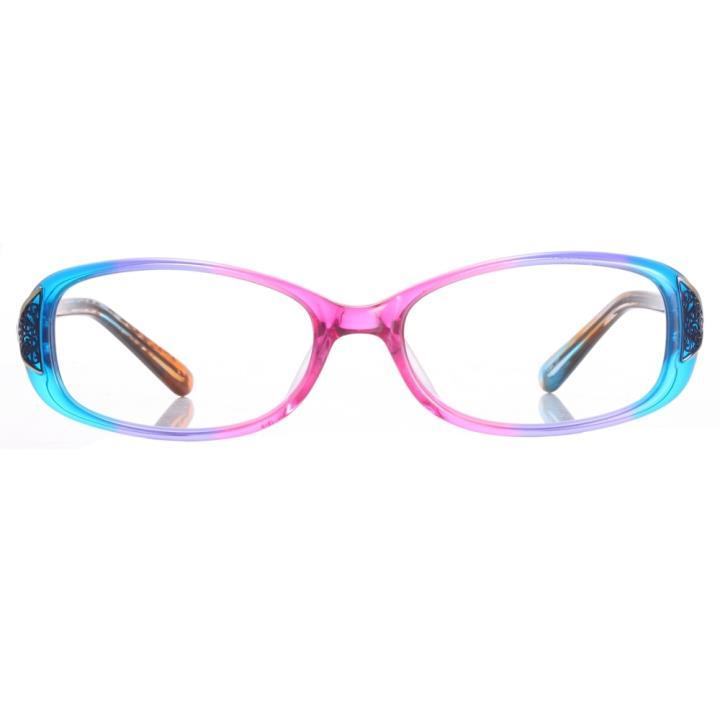 KD设计师手制板材金属眼镜kb020-C07