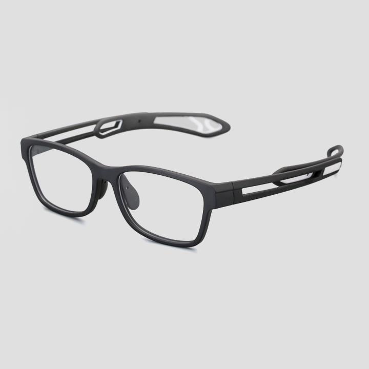 HAN COLLECTION猛將專業運動護目光學眼鏡HN42139 C1黑白