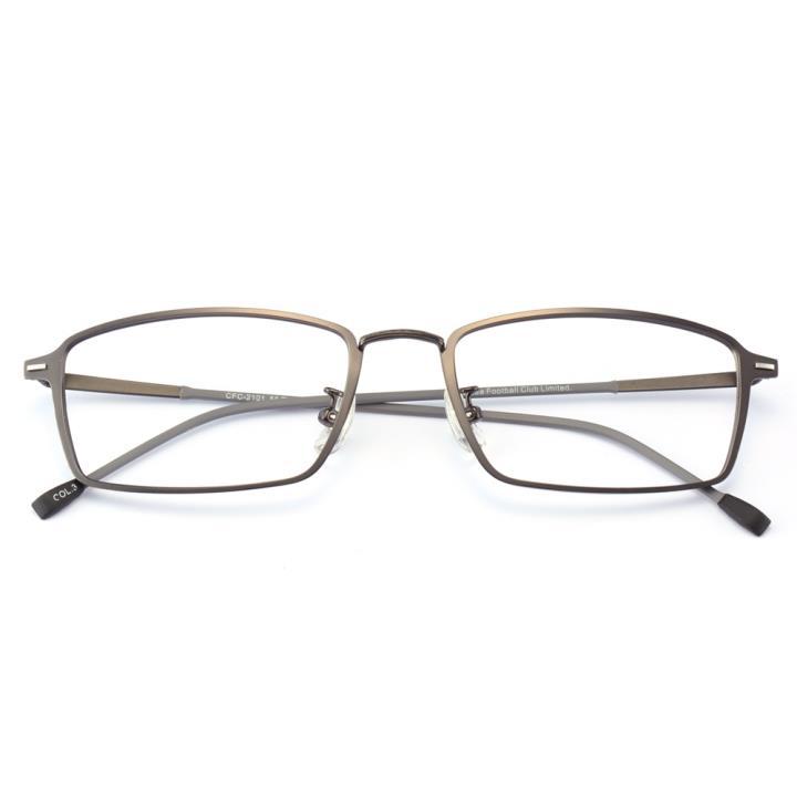 HAN时尚光学眼镜架HD4932-F01 经典哑黑