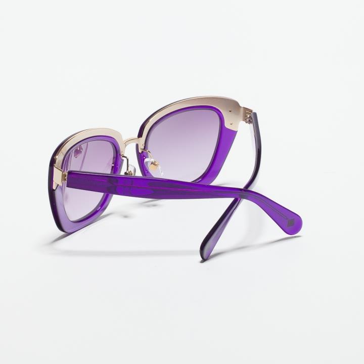 KD时尚太阳镜KD1432-S08  紫色
