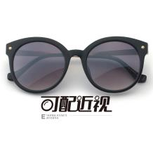 HAN SUNGLASSES太阳眼镜架HN55054 C4/L 亮黑