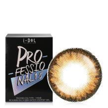 I-DOL PRO彩色隐形眼镜年抛1片装-Caramel焦糖棕