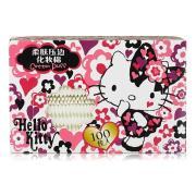 Hello Kitty 特大纯棉卸妆棉 100/88枚入-随机发货(活动专享)