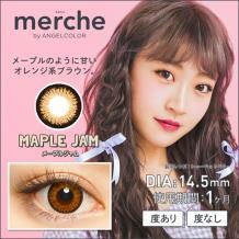 merche by AngelColor 月抛彩片2片装-MAPLEJAM(海淘)