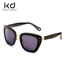 KD时尚太阳镜KD1432-S01  黑色
