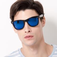 HAN SUNGLASSES偏光太阳眼镜HD5813L-S07时尚冰蓝