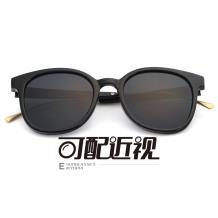 HAN SUNGLASSES太阳眼镜架HD5810-C31 黑框