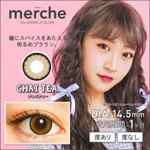 merche by AngelColor 月抛彩片2片装-CHAITEA(海淘)