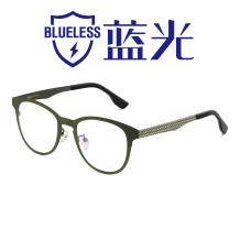 HAN时尚光学眼镜架HD49109-F15时尚墨绿
