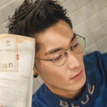 HAN COLLECTION光學眼鏡架-典雅青銅(HD9023-C4)